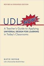 Screenshot of book UDL Now