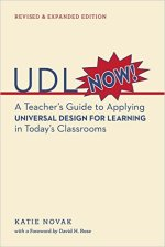 Screenshot of book UDL Now