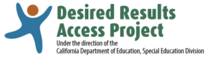 Logo of Desired Results Access Project