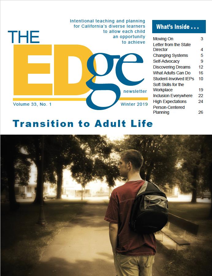 The EDge Newsletter: Winter 2019