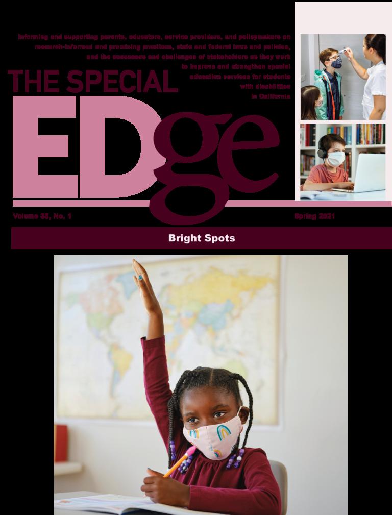 Edge newsletter banner spring 2021