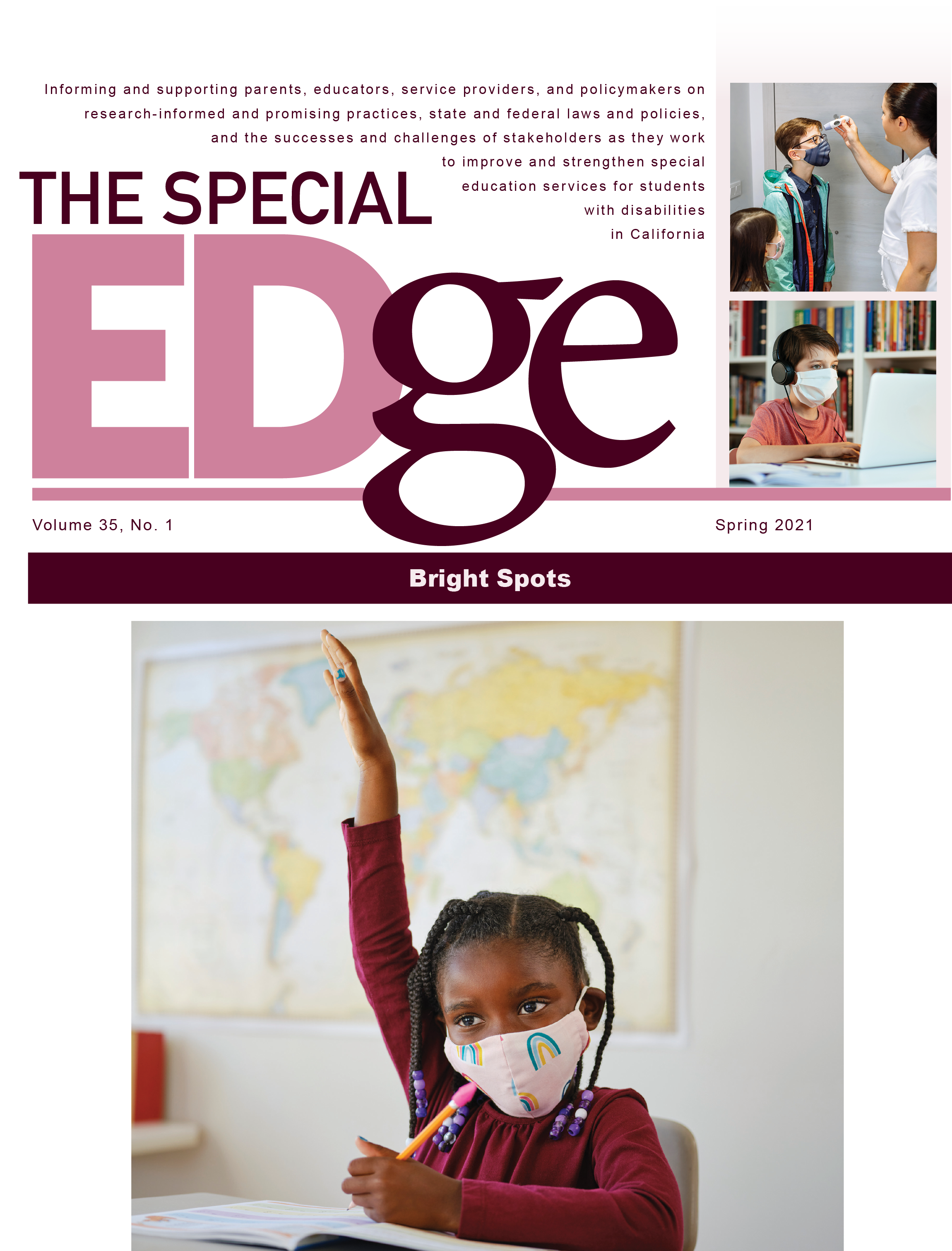 Read more about the article The EDge Newsletter: Spring 2021
